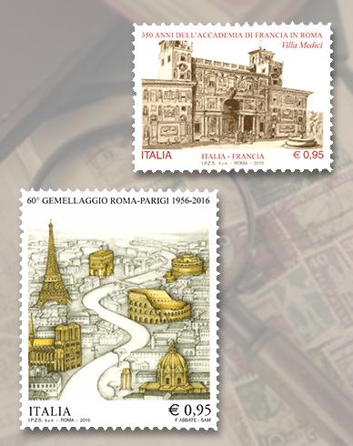 Accademia di Francia e patto di gemellaggio Roma-Parigi