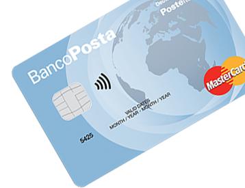 Carta di credito BancoPosta Classica