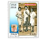 francobollo tonno