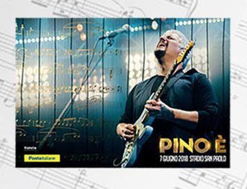 Pino E' - tributo live