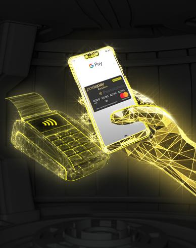 Postepay Evolution ti fa pagare anche con lo smartphone