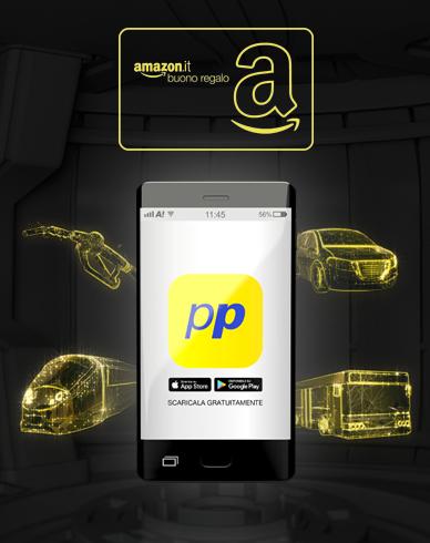 App Postepay Più concorso Amazon