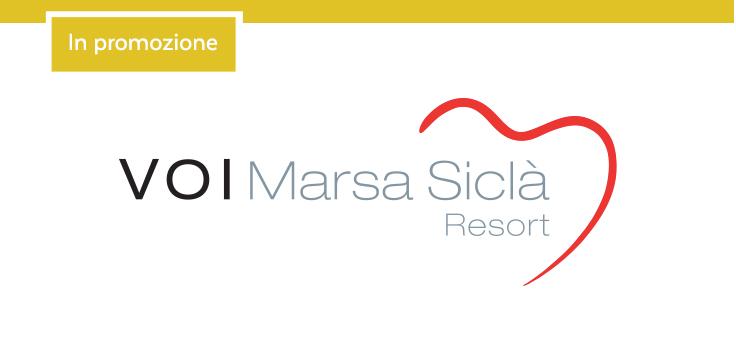 VOI Marsa Siclà Resort ScontiPoste