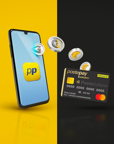 Postepay Connect Back