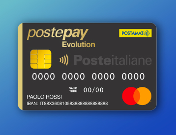 Postepay Evolution da App