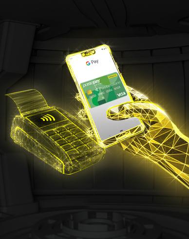 Postepay Green ti fa pagare anche con lo smartphone