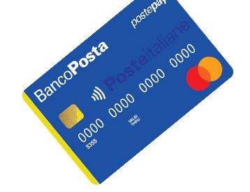 Carta di debito Postepay