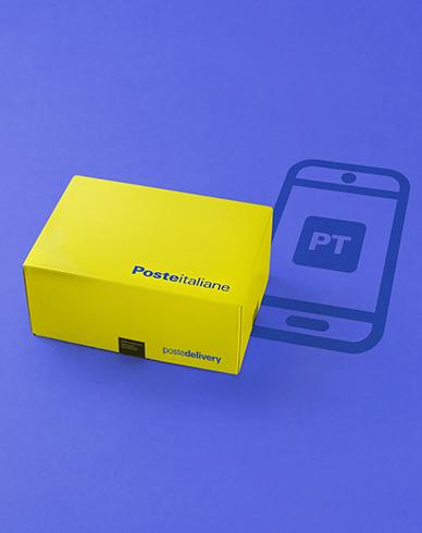 Spedisci pacchi da App Ufficio Postale