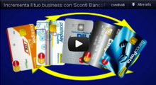 Sconti BancoPosta - Video