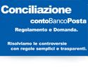 poste italiane - conciliazione bancoposta